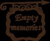 Empty memories